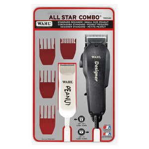 WAHL All Star Combo Trimmers - TBBS