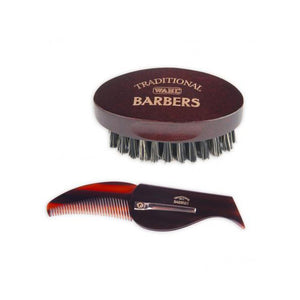 WAHL Beard Brush & Comb Set - TBBS