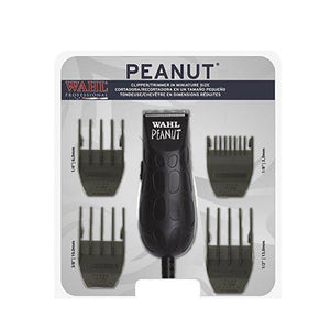 WAHL PEANUT® (Black) Clipper/Trimmer - TBBS