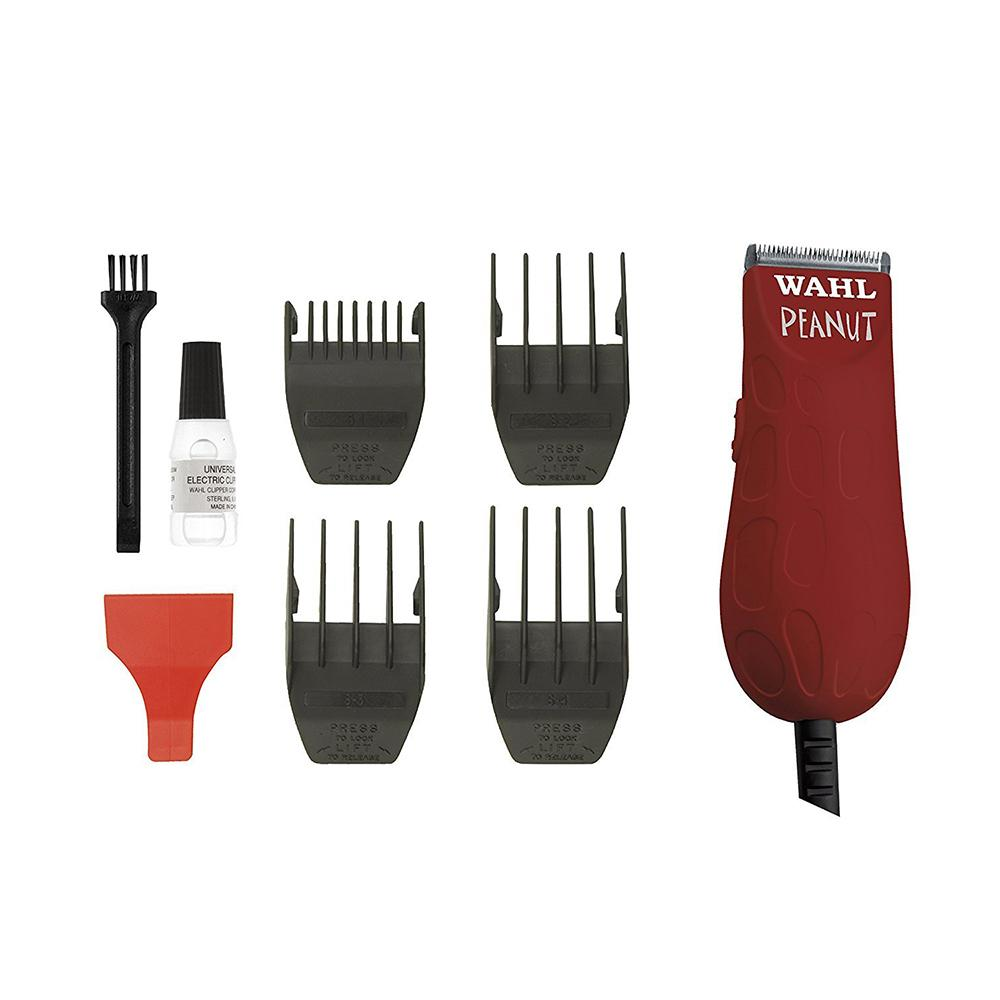 WAHL PEANUT® (Red) Clipper/Trimmer - TBBS