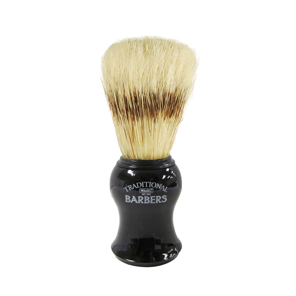 WAHL Traditional Barbers Boar Bristle Shaving Brush - TBBS