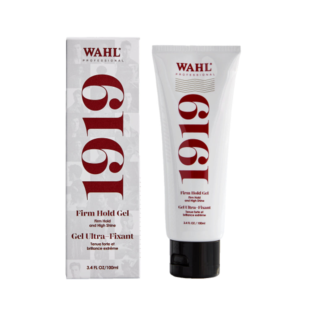 WAHL 1919 Firm Hold Gel (100mL) - TBBS