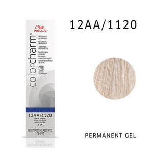 WELLA Color Charm Permanent Gel Color Nordic Blonde 1120