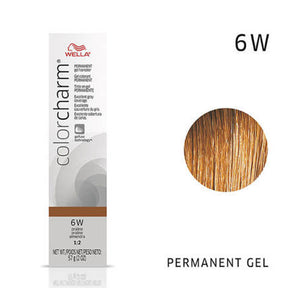 WELLA Color Charm Permanent Gel Color Praline 6W