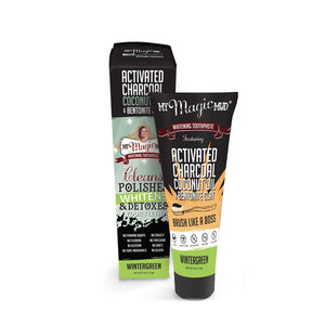 MAGIC MUD Wintergreen Paste - TBBS