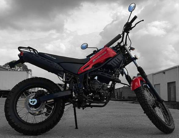 RPS Magician 250cc Enduro Dirt Bike