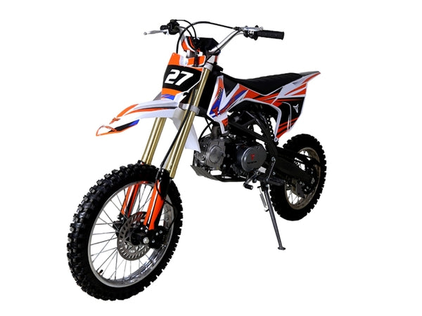 New TaoTao DB27 Dirt Bikes are Awesome 125cc Pit Bikes