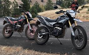 2021 New 250cc Enduro & Road Legal 250cc Dual Sport Motorcycles - Madison Wisconsin