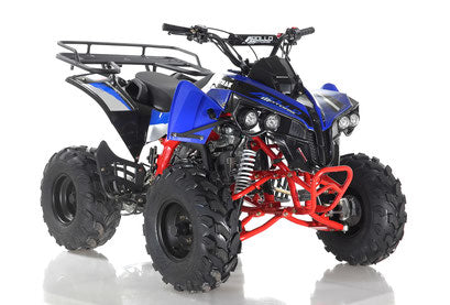 New Apollo Sportrax 125 Gas Powered Youth Four Wheeler.