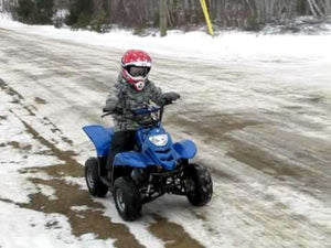 Christmas 2018 Gift Ideas for Kids * Small Gas Powered Youth ATVs