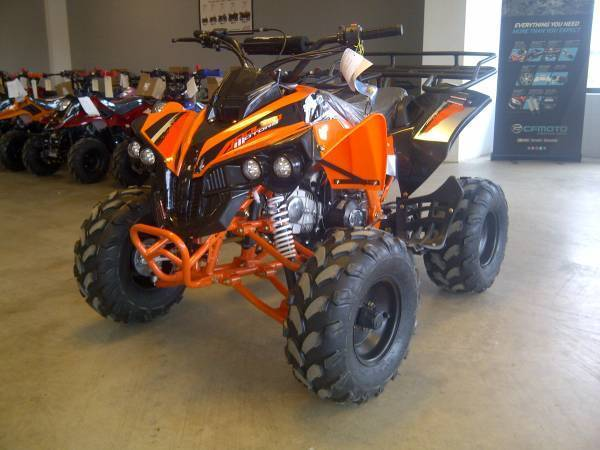 Honda Four Wheelers For Sale >> Apollo Sportrax ATV Gas Powered 125cc Youth Four Wheeler