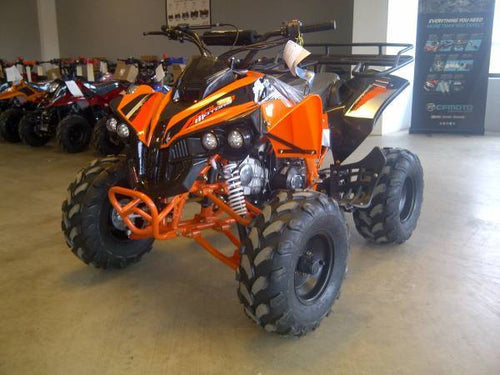 Apollo Sportrax ATVs