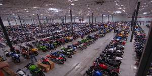 Q9 PowerSports USA -  Tao Motor Snowmobiles with free shipping
