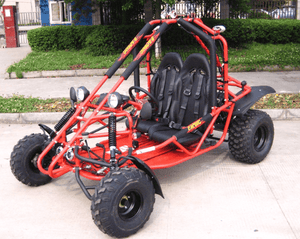Targa 200cc Double Seat Gas Powered Go Kart - Q9PowerSportsUSA.com