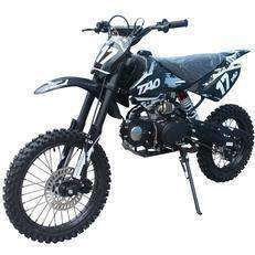 TaoTao DB17 gas powered Youth Dirt Bikes