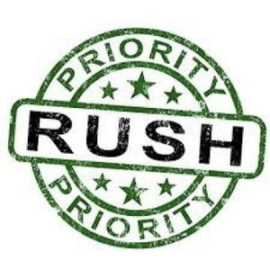 Priority Rush Processing