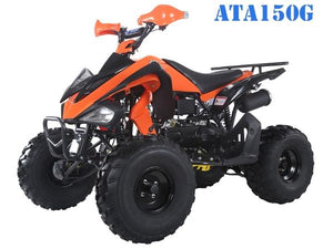 150cc Gas Powered Utility ATV