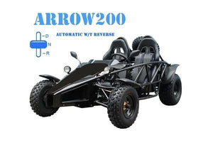 Arrow 200cc Go Karts for sale