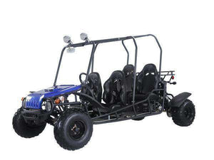 TaoTao Four Seat 150cc youth go Kart with free shipping - Q9 PowerSports USA - Q9 PowerSports USA