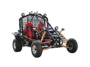 Predator 150cc Go Karts are Fully Automatic and easy to operate - Q9 PowerSports USA