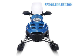 Gas Powered Snowmobiles for Kids