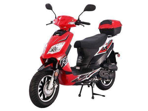 TaoTao Thunder 50cc Gas Powered Moped with free shipping - Q9 PowerSports USA - Q9 PowerSports USA