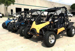 Dominator 200cc Go Karts at wholesale prices