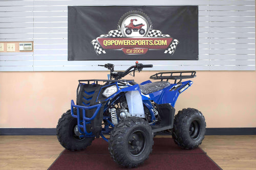 New Apollo Commander 125cc Youth Utility ATVs - Q9 PowerSports USA
