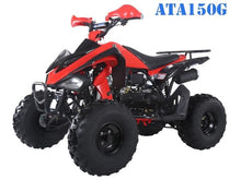 Automatic Gas Powered Utility ATV