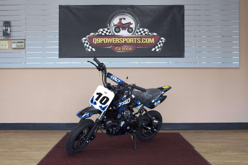 DB10 Gas Powered 110cc Small Kids Dirt Bikes - Q9PowerSportsUSA.com