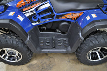 Blue Monster 300cc 4x4 ATVs for sale near me