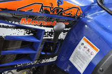 Monster 300cc 4x4 ATVs - Q9 PowerSports USA