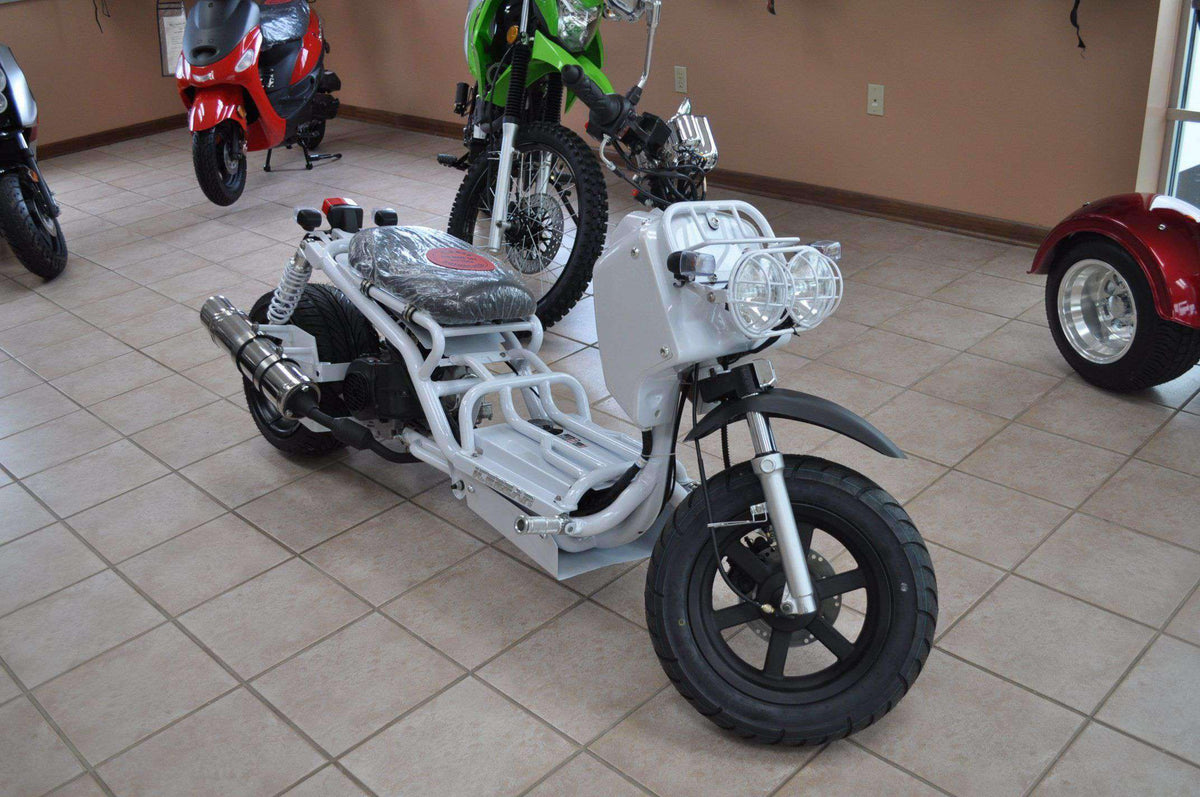 Custom 150cc Maddog Scooters on sale with free shipping