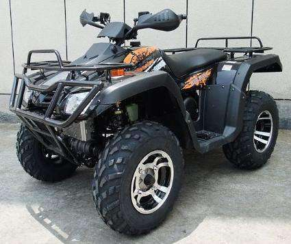 Monster 300cc 4x4 Utility Four Wheeler - Q9PowerSportsUSA.com