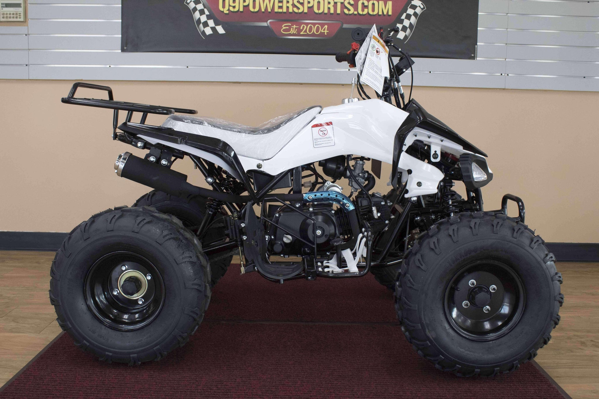 Four Wheelers For Sale Cheap Near Me >> Most Affordable Gas Powered 125cc Youth Four Wheelers Of 2019