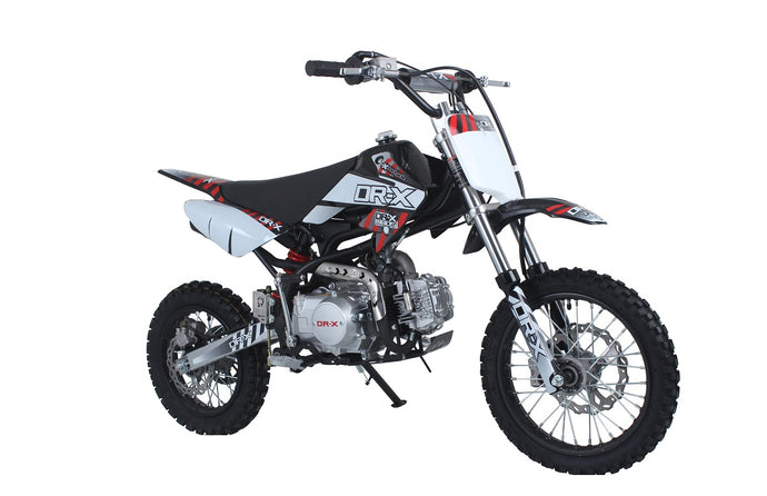 PAD125-1F Icebear Roost 125cc Automatic Pit bikes