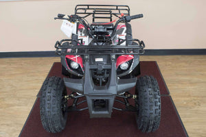 Premium Husky 125cc Gas Powered Youth Four Wheeler - Q9PowerSportsUSA.com