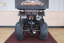 Red TaoTao Rhino 250 Four wheeler