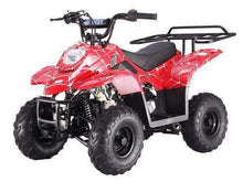 Red Spider web Small Kids ATVs for sale