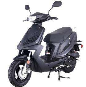 New Transformer Gas Powered 50cc Moped - Q9PowerSportsUSA.com