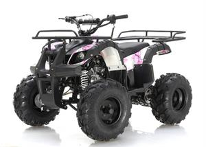 Pink Camo Apollo Focus 9 ATV