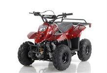 Small ATV for beginners