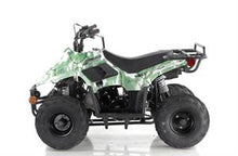 Fully automatic kids atv
