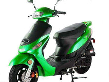 Green 50cc Scooters for sale