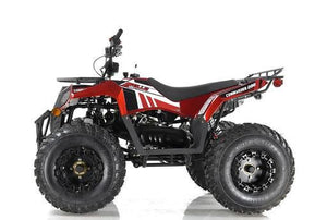 Red Apollo Commander 200 Utility Four Wheelers