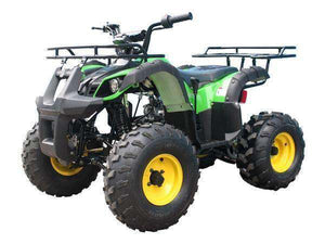 John Deere Green Youth Four Wheelers