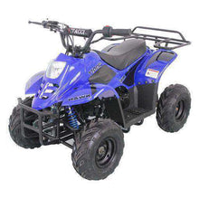 Blue Small Kids four wheelers