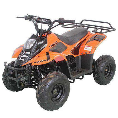 Cougar Cycles New HAWK 6 Gas Powered 110cc Kids ATV - Q9PowerSportsUSA.com