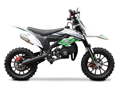 SYXMOTO 50cc dirt bikes with free shipping