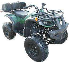 150cc Utility Four Wheelers for sale